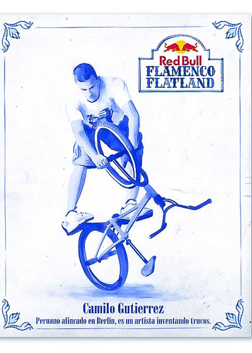Flamenco Flatland Ad