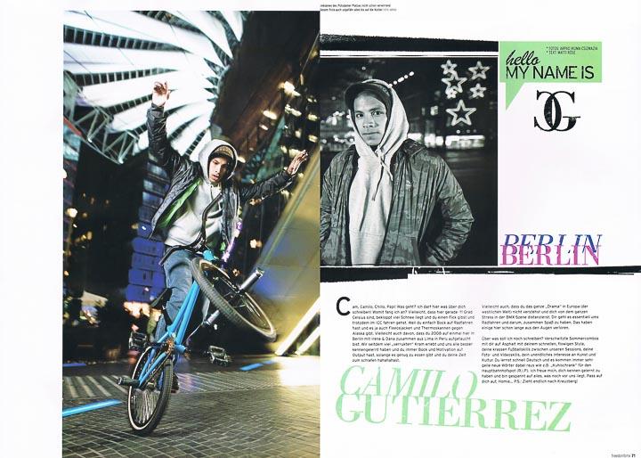 Freedombmx magazine