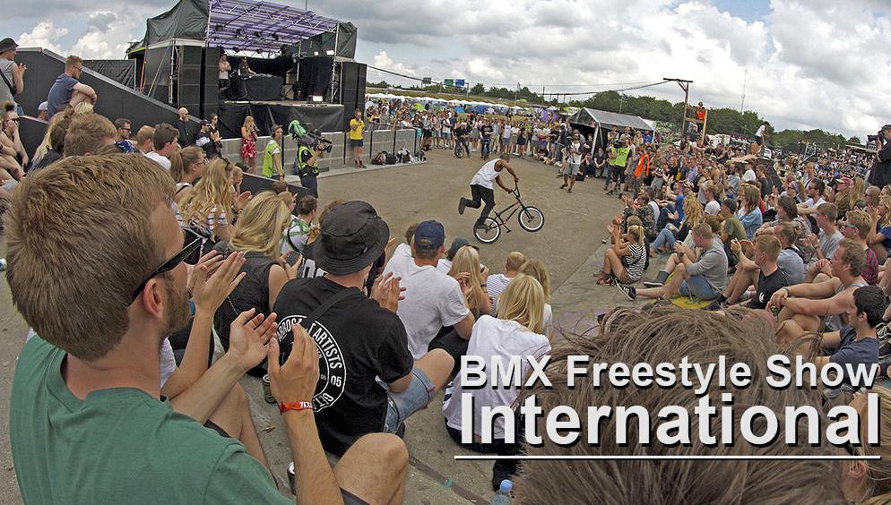 Camilo Gutierrez BMX Pro Rider